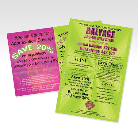 5000 Half Page Flyers (Same Day)   Half Page Flyers   Large Flyers ...